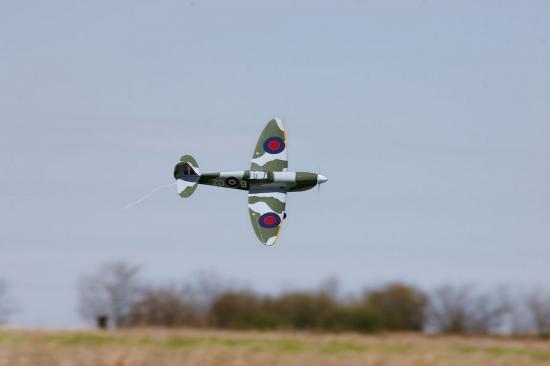 Le Spitfire de François