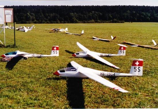 Concours de planeur