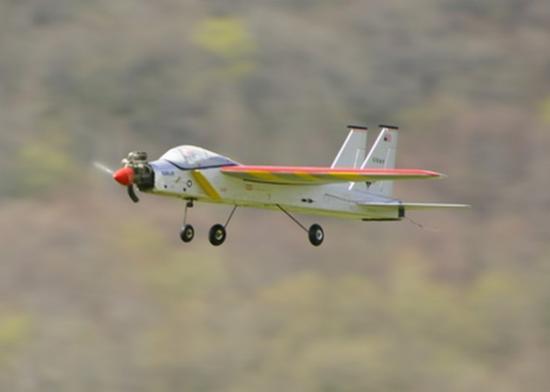 Le F15 de Sam